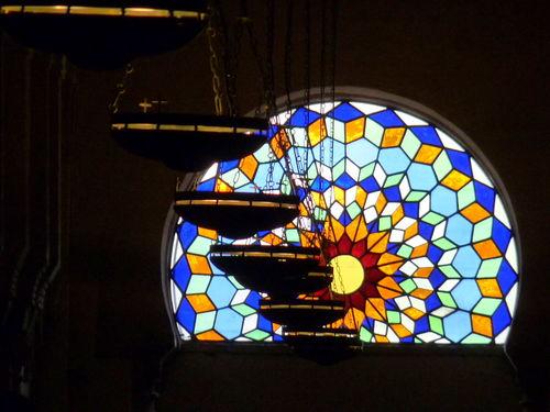 قمرية في مسجد قرطبة ، الاندلس . رمضان كريم على كل الطيبين من امتنا العربية